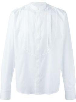 Рубашка С Воротником-Стойкой Tonello                                                                                                              белый цвет