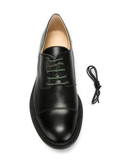 Туфли Дерби L' Autre Chose                                                                                                              черный цвет