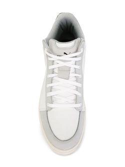 Классические Хайтопы MCQ PUMA                                                                                                              белый цвет