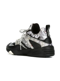Кроссовки Trinomic Swash London X Puma                                                                                                              чёрный цвет