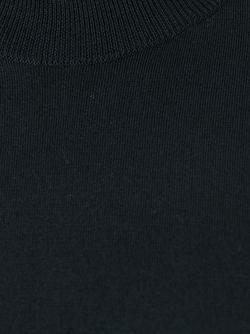 Вязаный Свободный Свитер Boboutic                                                                                                              чёрный цвет