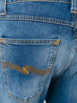 Джинсы Кроя Слим Nudie Jeans Co                                                                                                              синий цвет
