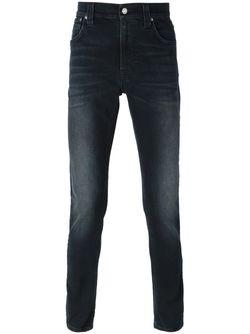 Джинсы Кроя Скинни Nudie Jeans Co                                                                                                              черный цвет