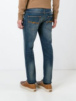 Джинсы Кроя Слим Nudie Jeans Co                                                                                                              синий цвет