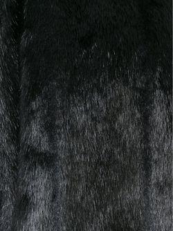Накидка Из Искусственного Меха Michael Michael Kors                                                                                                              чёрный цвет