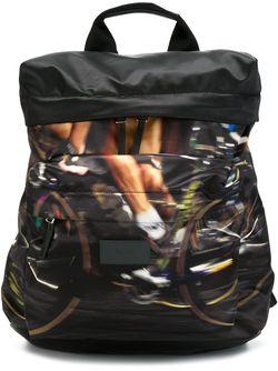Портфель С Велосипедистами Paul Smith                                                                                                              черный цвет
