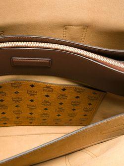 Большая Сумка-Тоут Milla MCM                                                                                                              коричневый цвет