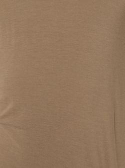 Кофта С Длинными Рукавами Rick Owens                                                                                                              Nude & Neutrals цвет