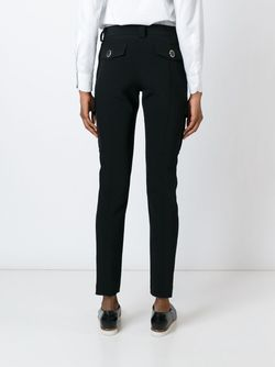 Брюки Кроя Слим DKNY                                                                                                              черный цвет