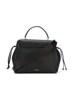 Large Classic Tote Lanvin                                                                                                              черный цвет