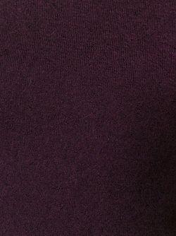 Свитер С Круглым Вырезом ERIKA CAVALLINI SEMICOUTURE                                                                                                              розовый цвет