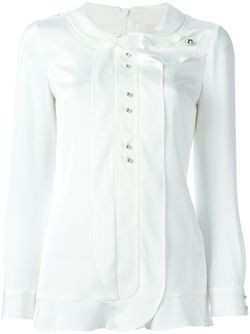 Блузка Flip Peter Pilotto                                                                                                              белый цвет