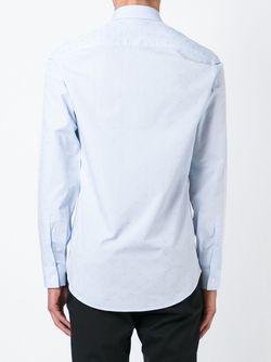 Рубашка Eyes Kenzo                                                                                                              синий цвет