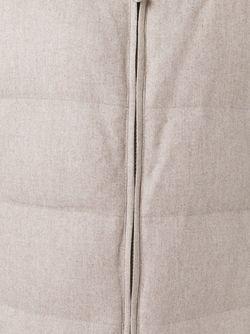 Дутый Жилет Brunello Cucinelli                                                                                                              Nude & Neutrals цвет