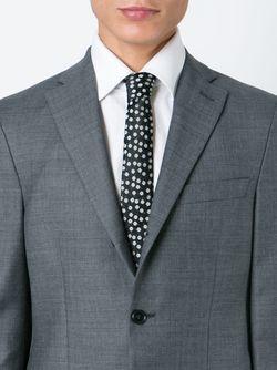 Галстук С Цветочной Вышивкой Valentino Garavani                                                                                                              черный цвет