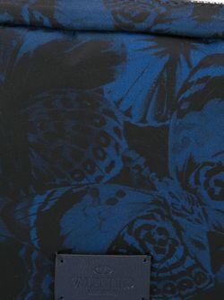Несессер Camubutterfly Valentino Garavani                                                                                                              синий цвет