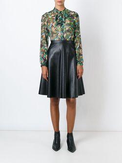 Блузка Palmier Saloni                                                                                                              зелёный цвет