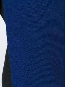 Свитер С Открытой Спиной Sonia By Sonia Rykiel                                                                                                              синий цвет