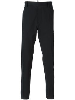 Tailored Trousers Dsquared2                                                                                                              чёрный цвет