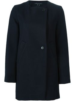 Короткое Пальто Venizka Theory                                                                                                              синий цвет