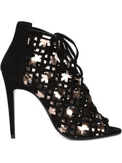 Cage Booties Pierre Hardy                                                                                                              чёрный цвет