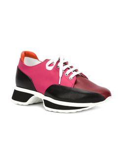 Turbo Sneakers Pierre Hardy                                                                                                              розовый цвет