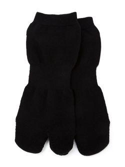 Tabi Socks Yohji Yamamoto                                                                                                              чёрный цвет