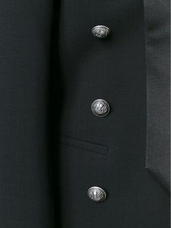 Блейзер В Стиле Милитари Balmain                                                                                                              чёрный цвет