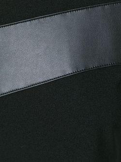Футболка С Панельным Дизайном DEMOO PARKCHOONMOO                                                                                                              черный цвет