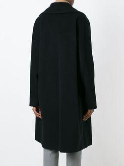 Свободное Пальто Maison Margiela                                                                                                              чёрный цвет