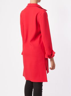 High-Low Hem Tunic Marni                                                                                                              красный цвет