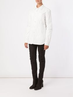 Quilted Shirt Undercover                                                                                                              белый цвет
