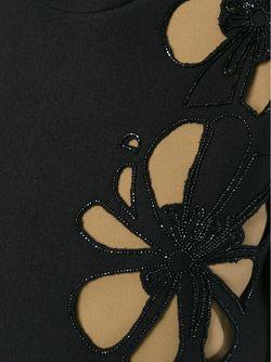 Свитер С Вырезами Marni                                                                                                              чёрный цвет