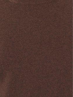 Свитер С Круглым Вырезом Marni                                                                                                              коричневый цвет