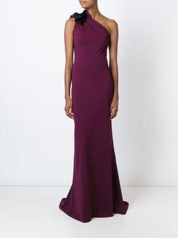 One Shoulder Evening Gown Lanvin                                                                                                              розовый цвет