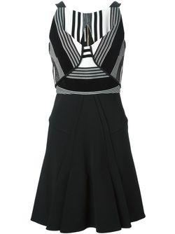 Платье Derya Roland Mouret                                                                                                              черный цвет