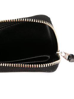 Studs Wallet Comme Des Garcons                                                                                                              черный цвет