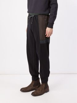 Panelled Track Pants Kolor                                                                                                              синий цвет