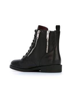Ботинки Montague Marc by Marc Jacobs                                                                                                              черный цвет