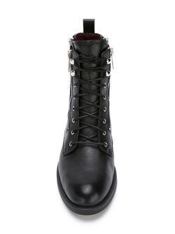 Ботинки Montague Marc by Marc Jacobs                                                                                                              чёрный цвет