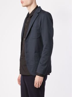 Patch Pocket Blazer 08SIRCUS                                                                                                              синий цвет