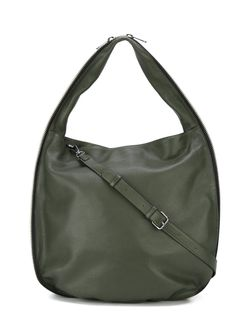 Сумка-Хобо New Q Zippers Hillier Hobo Marc by Marc Jacobs                                                                                                              зелёный цвет