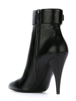 French Boots Saint Laurent                                                                                                              черный цвет
