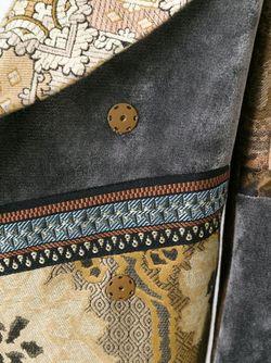 Пиджак В Стиле Пэчворк Etro                                                                                                              коричневый цвет