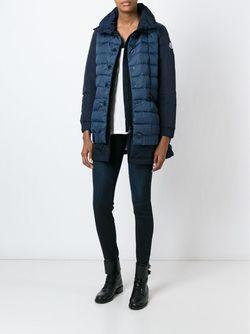 Дутая Куртка Challier Moncler                                                                                                              синий цвет