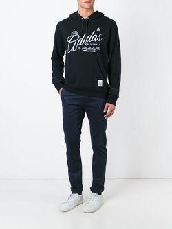 Толстовка By Neighborhood Co. Adidas                                                                                                              черный цвет