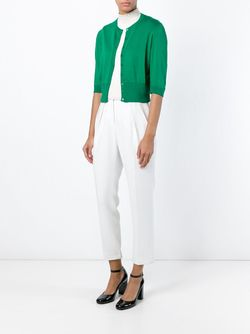 Укороченный Кардиган Dolce & Gabbana                                                                                                              зелёный цвет