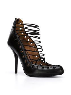 Bondage Pumps Givenchy                                                                                                              чёрный цвет