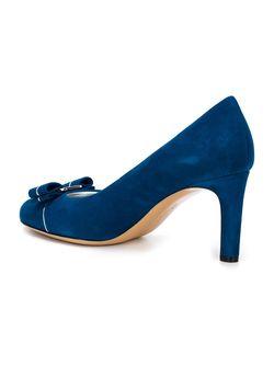 Туфли Carla Salvatore Ferragamo                                                                                                              синий цвет