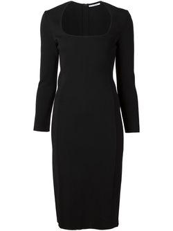Облегающее Платье Milano Givenchy                                                                                                              чёрный цвет